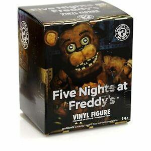 Funko Five Nights At FREDDY'S Mystery Minis (Serie 1) Fnaf - 1 Zufällig Kiste