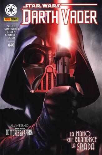 Darth Vader N° 40 Panini Comics Panini Dark 40 ITA NUOVO #NSF3 Star Wars