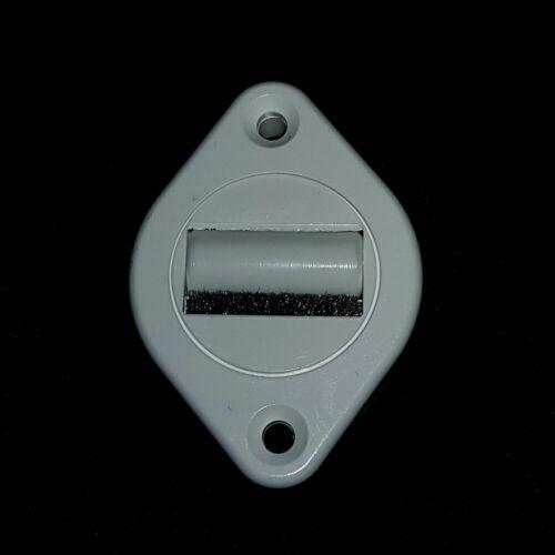 Maxi Rollladen Gurtführung Leitrolle Gurt Führung 18mm 20mm 23mm drehbar Bürste