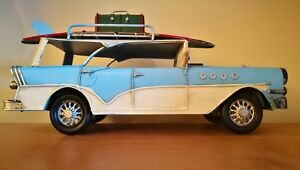 US Straßenkreuzer STATION CAR Holiday Surfer Blechauto Blech Modellauto