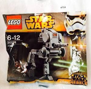 Lego Star Wars 30274 At Dp Imperium Rebels Neu 2015 Polybeutel