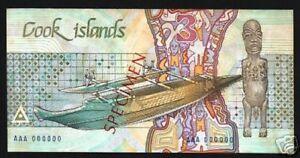 COOK ISLANDS $3 DOLLARS P3 1987 X 10 PCS LOT BOAT SHARK
