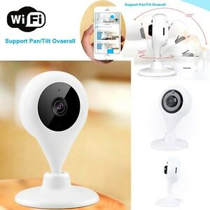 Camera-sans-fil-WIFI-720P-IP-ONVIF-Securite-Pan-Tilt-Night-Vision-DC