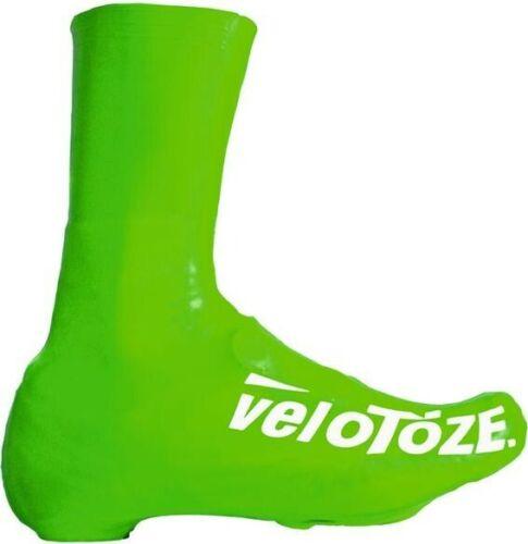 VeloToze Überschuh 2.0 lang XL grün