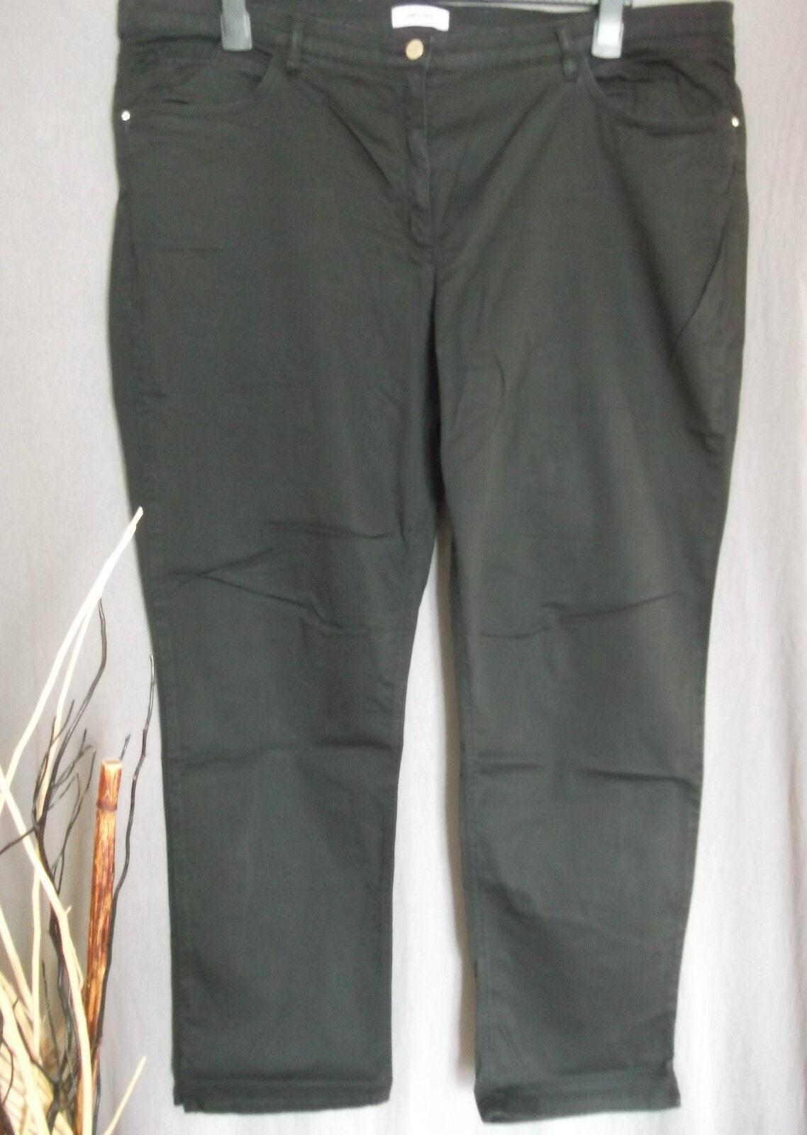 Persona Marina Rinaldi trousers ladies schwarz Größe 29 50