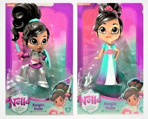 Nella-the-Princess-Doll-Knight-Ages-3-Toy-Play-Gift-Horse-Girls-Sword-Shield