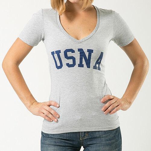 Usna États-unis Republic Naval Academy NCAA Jeu Jour W Republic États-unis Femmes T-Shirt 8d95ac