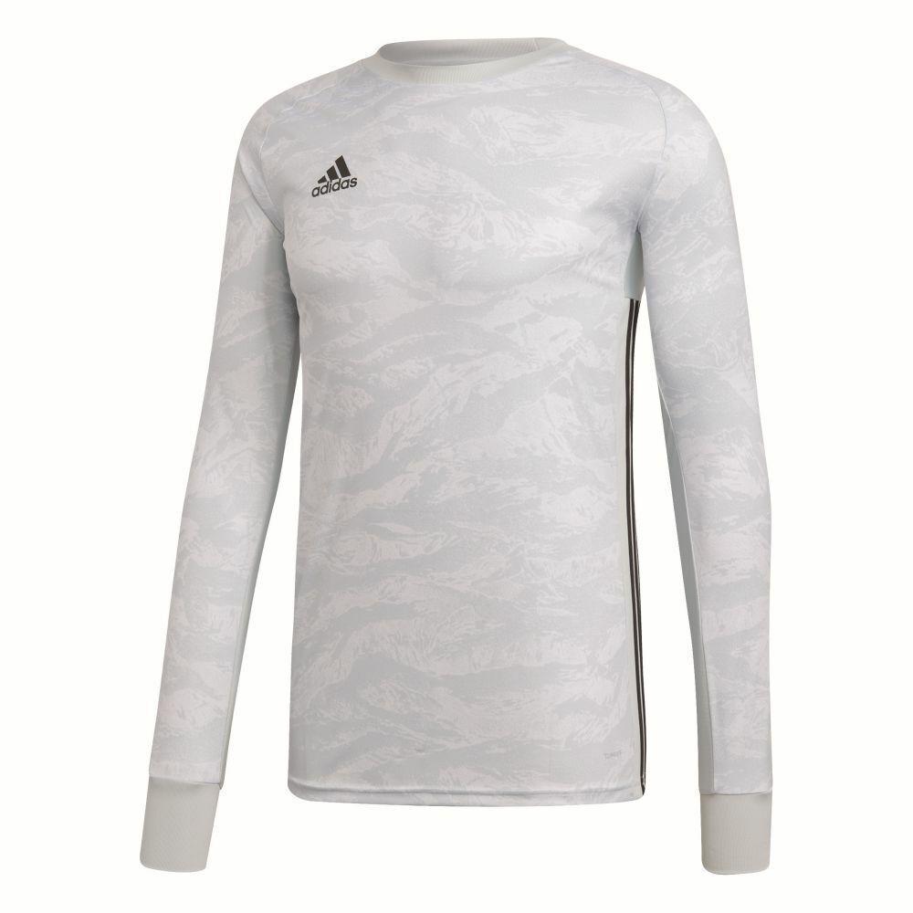 Adidas Fußball AdiPro 18 Torwarttrikot Torwartshirt Torwartshirt Torwartshirt Herren Kinder hellgrau 4914aa