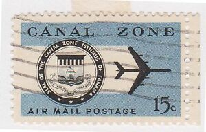 CZ-69-1965-Canal-Zone-15c-air-mail-D