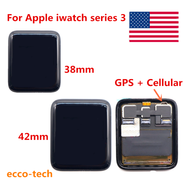 Iwatch Apple Watch Series 2 Touch Screen Digitizer Replacement