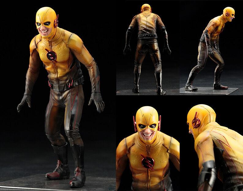 Kotobukiya dc comics der flash - reverse flash artfx + statue