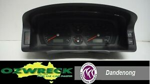FORD-FALCON-BA-INSTRUMENT-CLUSTER-PA