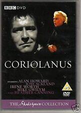 Coriolanus - BBC Shakespeare Collection [1984] Alan Howard, Joss Ackland