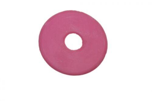 2 Stück Gummi Gebissscheibe warmblut ARBO-INOX