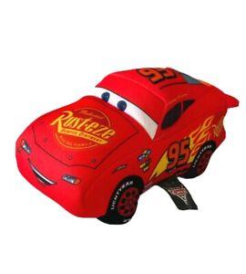 Disney-Pixar-Cars-3-Lightning-Mcqueen-Red-Soft-Plush-Toy-19CM