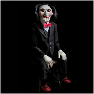 Saw Billy Puppet Prop Replica by Trick or Treat Studios ...