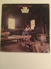 The Guess Who - Share the Land - LP -  LSP 4359