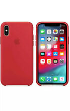 APPLE CUSTODIA COVER IPHONE X/XS SILICONE CASE ORIGINALE  eBay