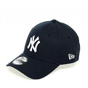 Caricamento dell immagine in corso New-Era-NUOVO-Navy-York-Yankees-Cappello -classico- 2776a7dac8d3