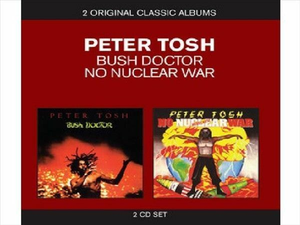 Classic Albums - Bush Doctor / No Nuclear War by Peter Tosh (EMI) for sale  online | eBay