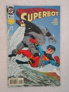 DC SUPERBOY #9 Kesel, Ramus, Hazlewood & Parks