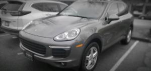 Porsche cayenne$44000