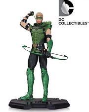 DC Comics Icons Green Arrow Sixth Scale Statue - Justice League, Batman, Flash