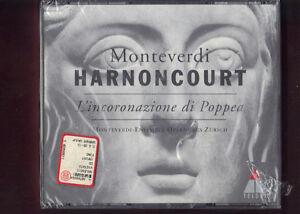 MONTEVERDI-L-039-INCORONAZIONE-DI-POPPEA-HARNONCOURT-2CD-NUOVO-SIGILLATO