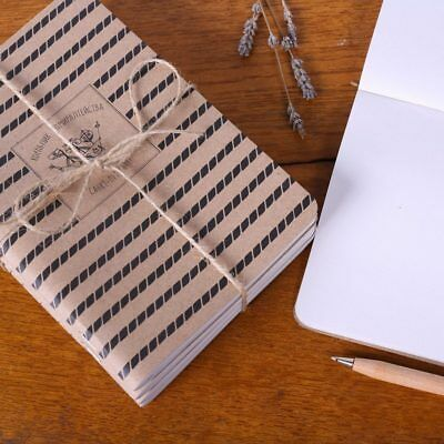Set of Three Notebooks Nautical 48 Sheets