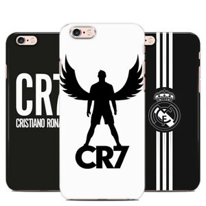 Details Zu Cristiano Ronaldo Real Madrid Cr7 Football Club Phone Case Cover For Iphone