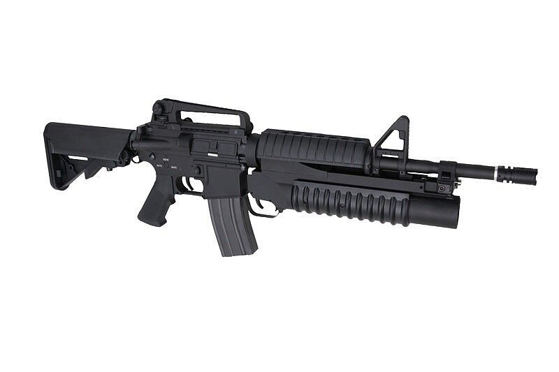 Specna Arms SA-G01 SA-G01 SA-G01 M4 M203 Softair / Airsoft 6mm BB S-AEG ab 18Jahren F-Kennung 064f63