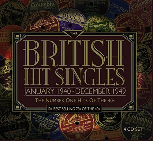 British Hit Singles - Number Ones Of The 40s [CD]