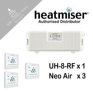 Heatmiser Uh8 Rf 3 Neoair 8 Zone