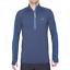 More-Mile-Mens-Running-Top-Long-Sleeve-Half-Zip-T-Shirt-Small-Medium-Large-XL thumbnail 6
