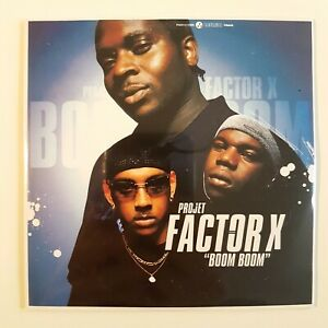 PROJET-FACTOR-X-BOOM-BOOM-CD-NEUF-SOUS-BLISTER