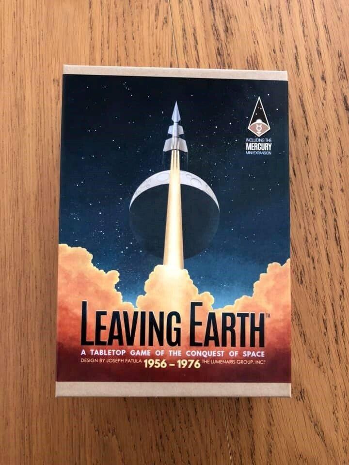 Leaving Earth Brætspil, Strategi, logistik