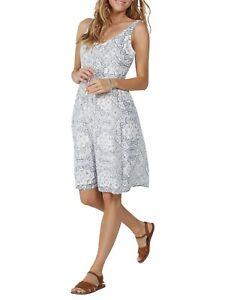 Fat Dress multi Size White 6 Christina Batik Face Linear rZIq1YFAZ