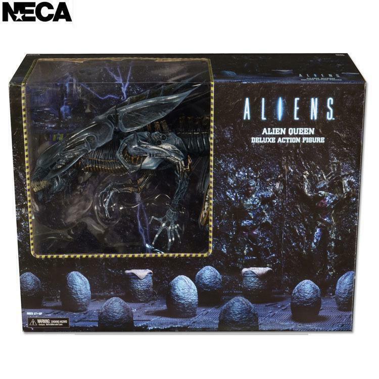 Aliens - Figura Reina Alien Xenomorfo, Big Größe NECA Alien Queen action figure