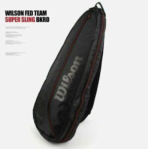 Wilson-Roger-Federer-Team-Super-Sling-Bag-WRZ833798-Tennis-Racket-Carrier-SU