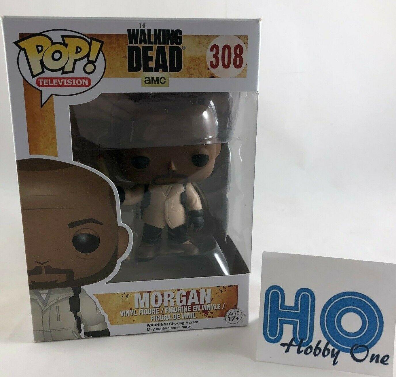 Funko POP - The Walking Dead   TWD - Morgan - N° 308 - NEUF