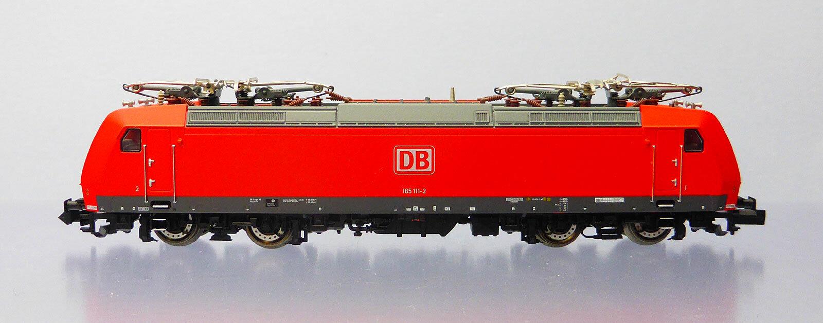 Fleischmann n 7385; ellok 185 111-2 DB, DSS, sin usar en OVP j120