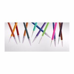 Knit-Pro-Nadelspiel-Strumpf-Stricknadel-ZING-alle-Groessen-und-Laengen