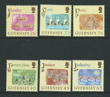 GUERNSEY 2004 ALLEGIANCE TO ENGLAND - 800th ANNIVERSARY UNMOUNTED MINT, MNH