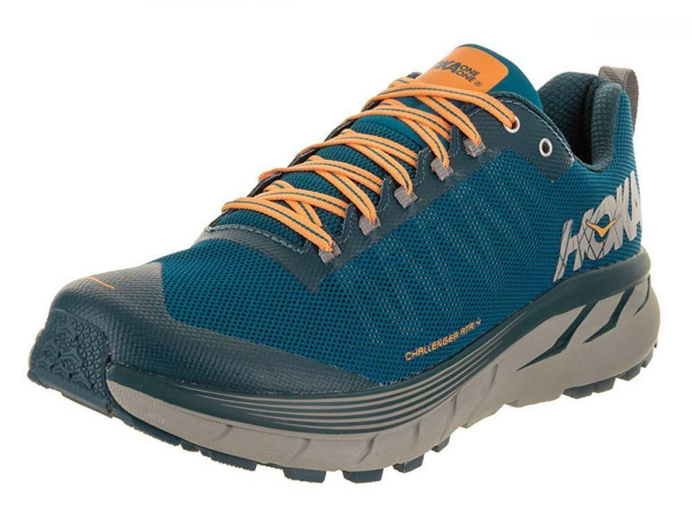 HOKA ONE Mens Challenger ATR 4 Trail Running shoes