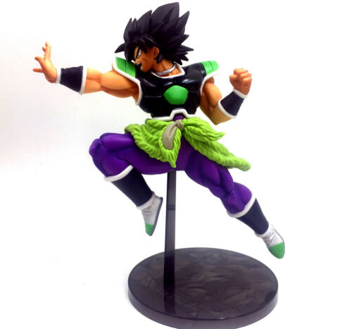 Dragon Ball Super The Movie I Ultimate Soldiers Broly Action Figure New No Box