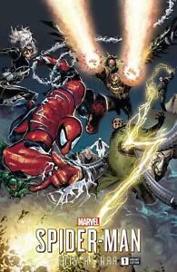Spider-Man-City-at-War-1-Tan-Trade-Variant-NM-or-Better-1st-Gamerverse