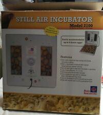 40 Watts Still Air Incubator By Farm Innovators Model 2100 821