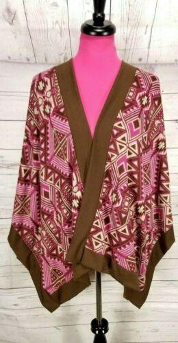 ROCK 47 Wrangler Kimono Cardigan Sweater Size S Pi