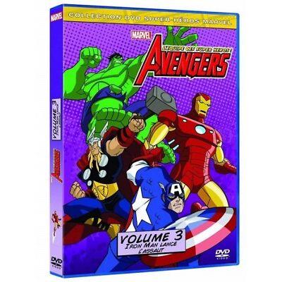 Avengers : l'équipe des super héros ! Volume 3 Iron Man lance l'assaut MARVEL
