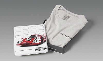 Porsche  T-shirt 917 Salzburg Collector's No. 5 Unisex XS S M L XL XXL 3XL